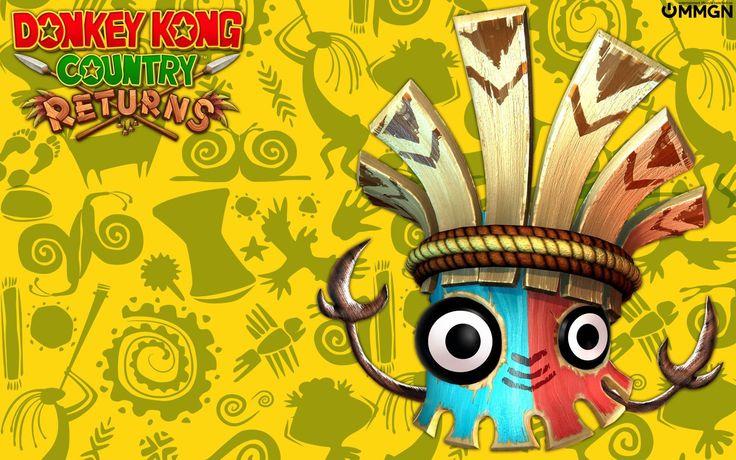 Donkey Kong Country Returns - Donkey Kong Wallpaper (25771532 ...