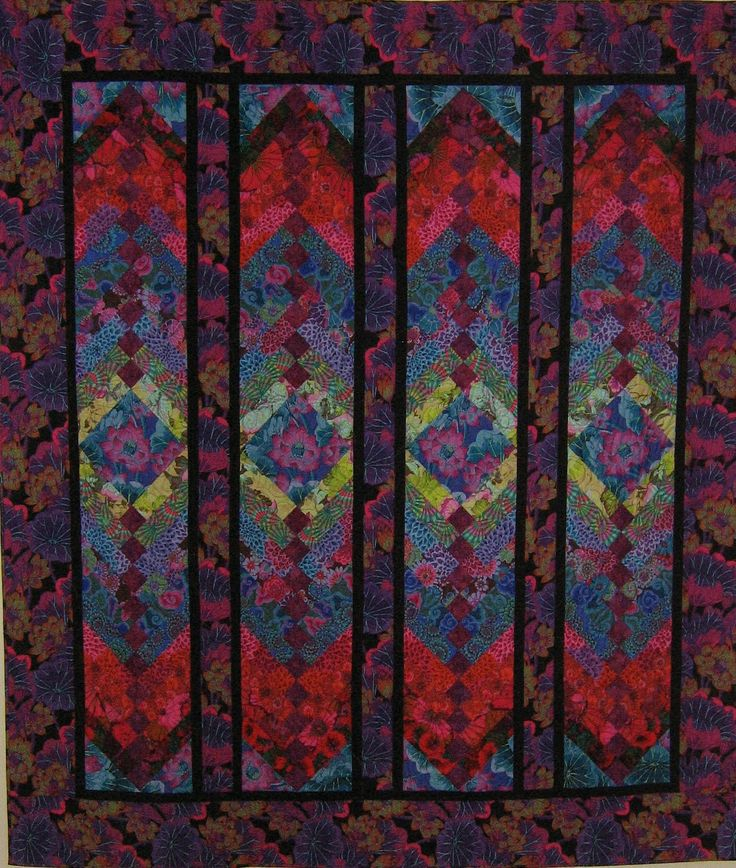78 best French Braid quilts images on Pinterest | Fabric art, Baby ... : quilt and craft show brisbane - Adamdwight.com