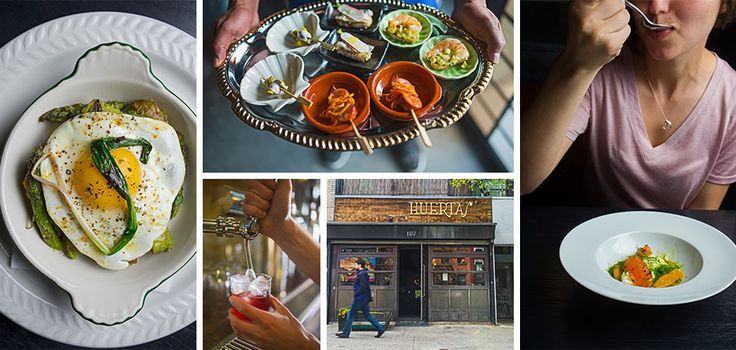 What to order at Huertas, Jonah Miller's lovely Basque-style tapas  restaurant in the East Village.
