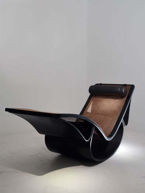 La chaise-longue Rio.Oscar Niemeyer ( 1907-2012)
