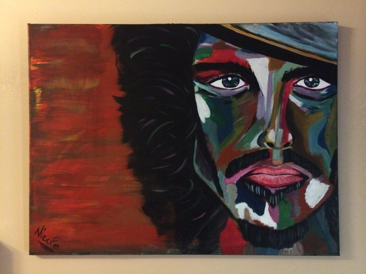 Acrylic on canvas 60x80