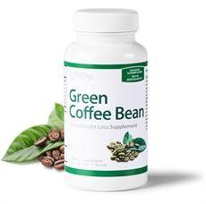 bantningspiller green coffee bean