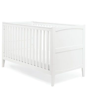 Mothercare Sanctuary Cot Bed - White