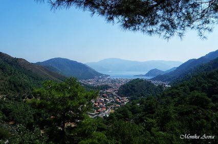 Monika Arora – Google+, Icmeler - small city next to Marmaris, Turkey
