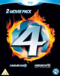 Fantastic 4/Fantastic 4: Rise of the Silver Surfer Double bill featuring two blockbusting films from the Fantastic Four series. In Fantastic 4 (2005) the lifelong dream of inventor astronaut and scientist Dr. Reed Richards (Ioan Gruffudd) is close to  http://www.MightGet.com/january-2017-12/fantastic-4-fantastic-4-rise-of-the-silver-surfer.asp