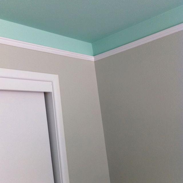 Nursery paint colors nursery ideas pinterest - Painting nursery ceiling ideas tips ...
