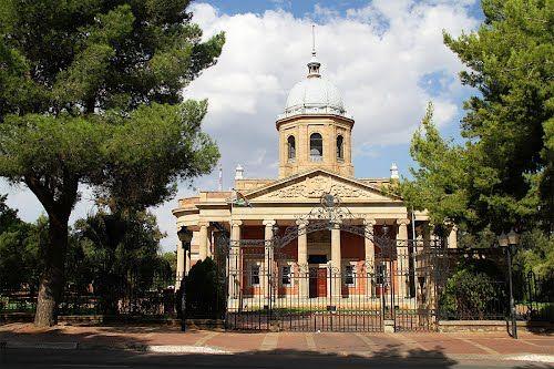 5de Raadzaal. Bloemfontein
