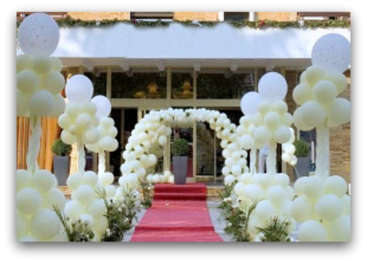 Party Decorating Ideas With Balloons best 25+ birthday balloon decorations ideas on pinterest | balloon