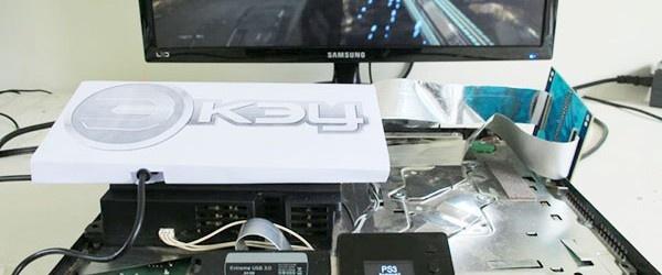 El Team xKey uno de los mayores responsables de los ODDE en Xbox360 piensa lanzar  para PS3 a finales de año, recordemos que  ODDE es un emulador del lector en este caso del lector blu-ray de PS3, esto permite engañar al sistema haciéndole creer que está cargando el juego desde un disco cuando realmente lo está haciendo desde el HDD.         Hasta ahora se sabe que funcionará bajo el OFW. Es todo hardware, permitirá dumpear los juegos originales al disco duro interno o externo,