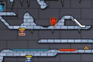 Play Firegirl and Waterboy 3: The Ice Temple Game for Free