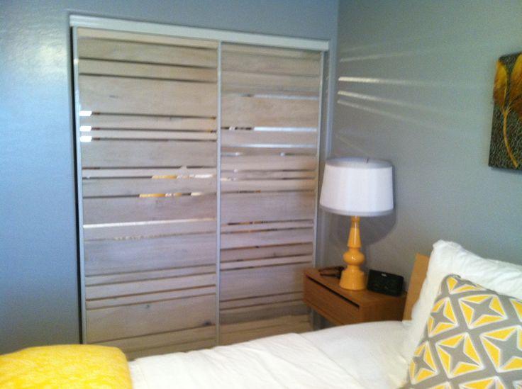 Updating Dated Mirrored Closet Doors | Projects Completed | Pinterest | Closet  Doors, Doors And House