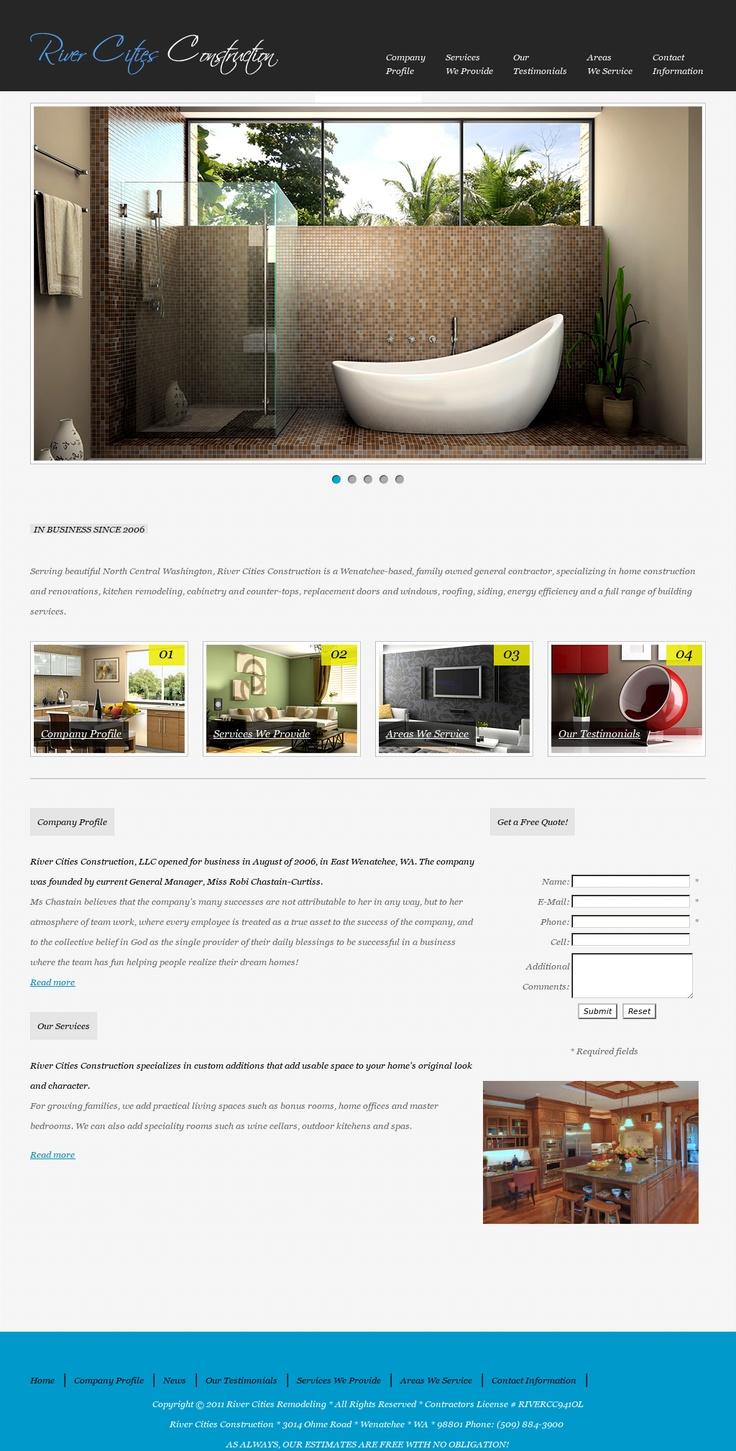 54 Best Website Design Examples Images On Pinterest