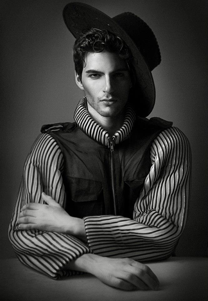 photographer: mario ardi  stylst: willy widjaya  model: kevin at image management  mua: andy chun  wardrobe: priyo oktaviano
