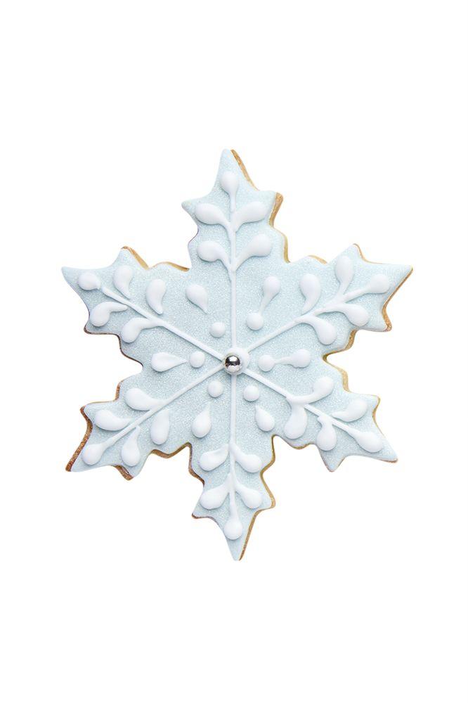 Snowflake Cookie - Peggy Porschen