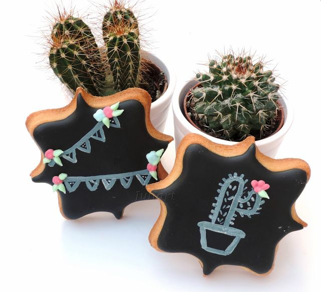 galletas cactus