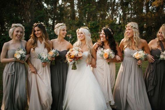 Best 25 Beige Bridesmaids Ideas On Pinterest: 25+ Best Ideas About Earth Tone Wedding On Pinterest