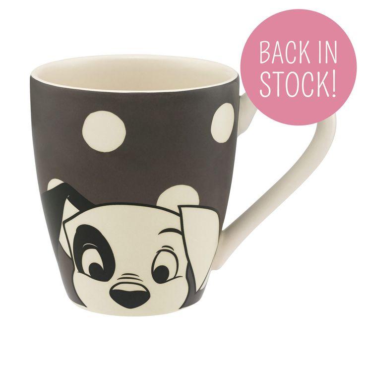 Puppy Spot Placement Mug | Disney Back in Stock | CathKidston