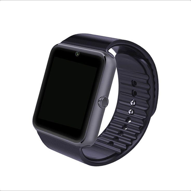Zaoyiexport חדש smart watch gt08 reloj inteligente קישוריות bluetooth עבור iphone אנדרואיד smartwatch טלפון כרטיס ה-sim תמיכה