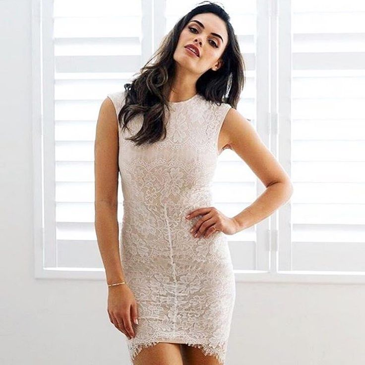 Lace Looks? All the best dresses on www.elavonza.com | the NASIBA Cream Dress