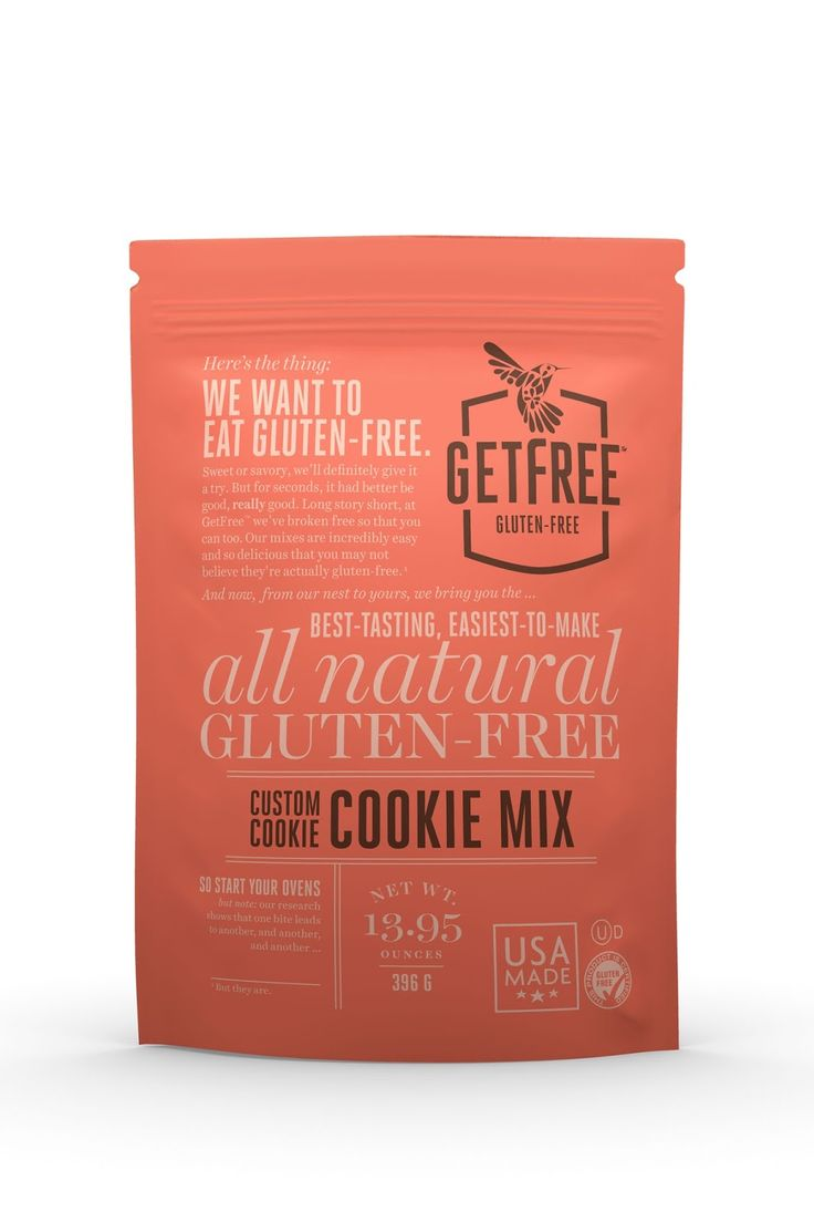 GetFree Baking (Concept) on Packaging of the World - Creative Package Design Gallery