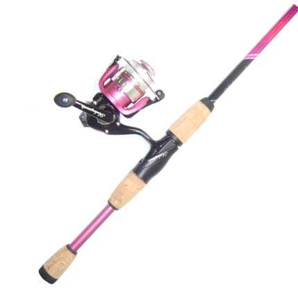 Shakespeare fishing rod.
