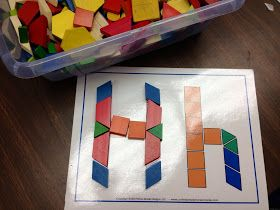 Kindergarten Is Crazy (Fun): Alphabet Literacy Center (Station) Ideas