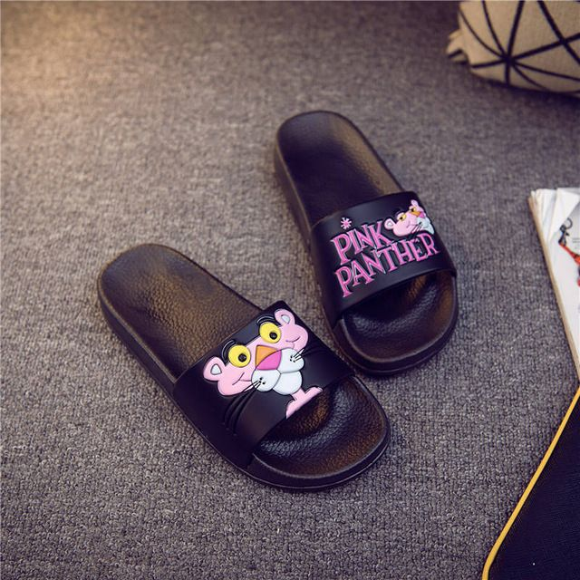 Pink Panther Women Home Slipper