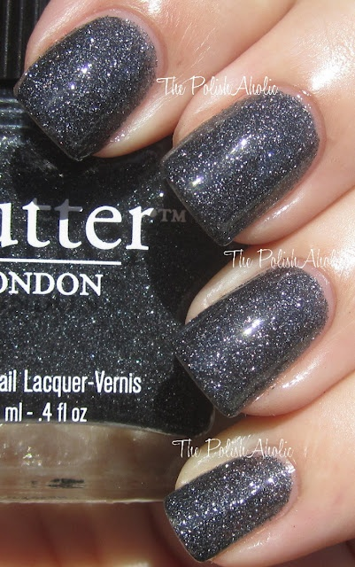 The PolishAholic: Butter London Autumn/Winter 2012 Collection Swatches - Gobsmacked