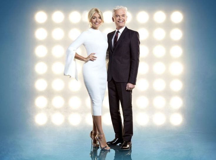 Holly Willoughby #HollyWilloughby and Phillip Schofield  Dancing On Ice Promo 2017 http://ift.tt/2CbTfDV
