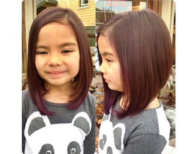 Fryzury dla dziewczynek - półdługie i krótkie - Strona 9