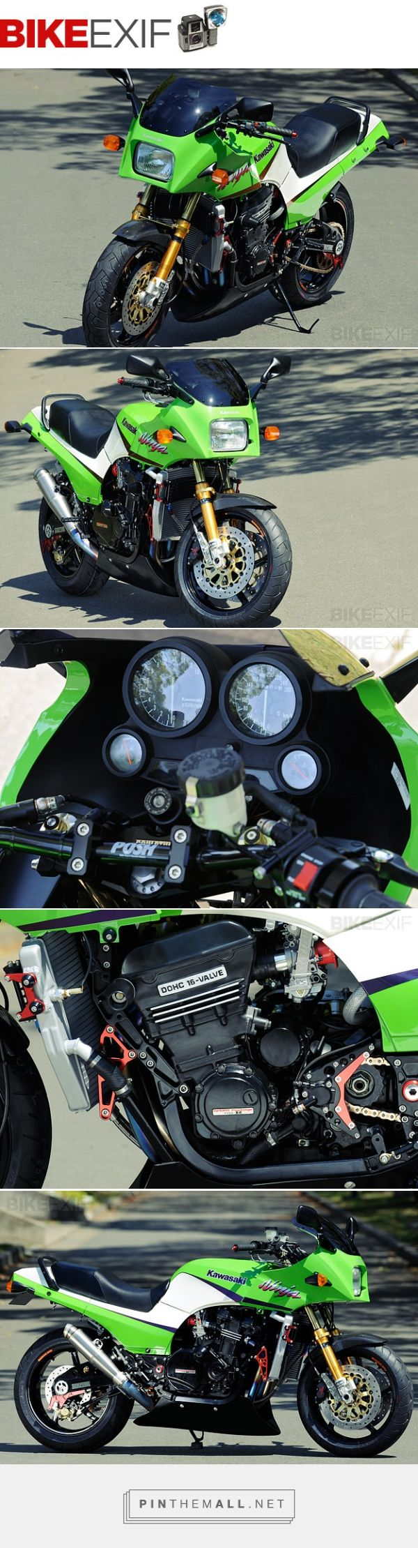 Kawasaki GPz900R by AC Sanctuary | Bike EXIF