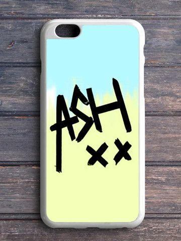 5sos Ashton Irwin Signature Color iPhone 5C Case