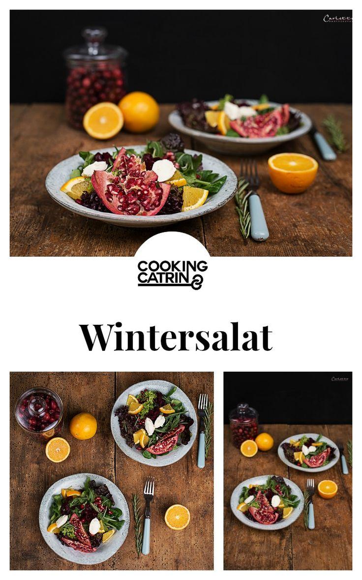 Salat rezept winter