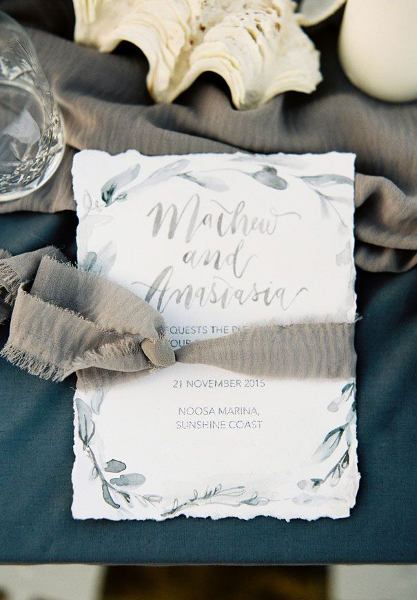 Nautical Beach Coastal Wedding Inspiration // When Elephant Met Zebra // Bohemian Brides // Erin Clare // The Beauty Case // Simply Style Co. // The Orange Blossom // Dallys Models