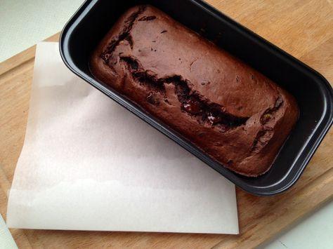 Floor's zalige brownie zonder boter en suiker