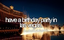 or a bachelorette party in Vegas