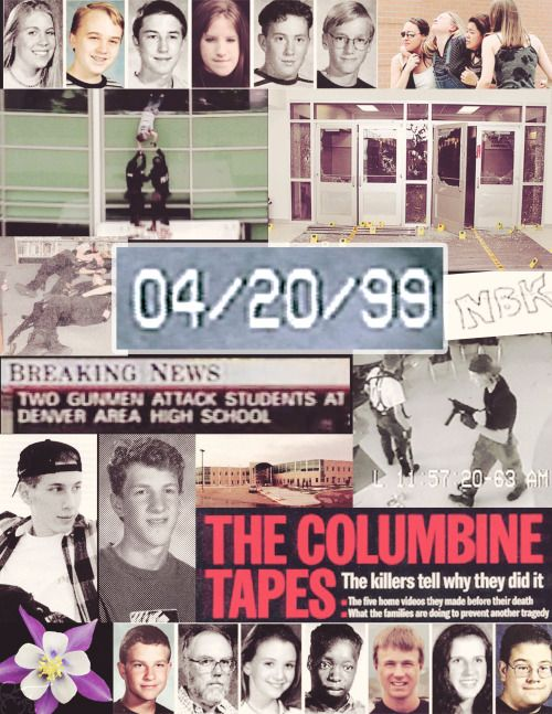 the shootings at columbine high school essay Marilyn manson's 1999 essay on columbine mass shooting weirdly relevant again today when the columbine shootings happened in colorado in 1999 20+ injured at parkland's stoneman douglas high school another mass shooting took place in america today at a high school in parkland, broward.