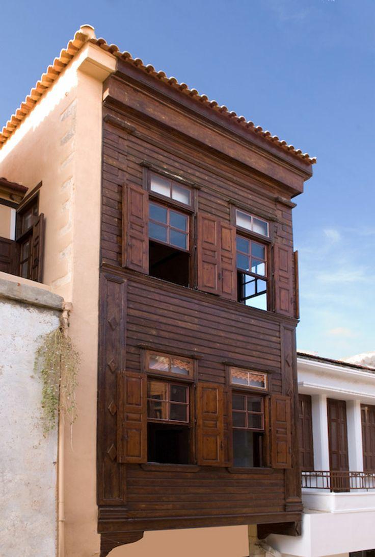 www.anassa-crete.gr Anassa Historical House  #villa #historical_house #crete #rethymno #greece #vacation_rental #private #luxurious_accommodation #holidays #summer_in_Crete #facade