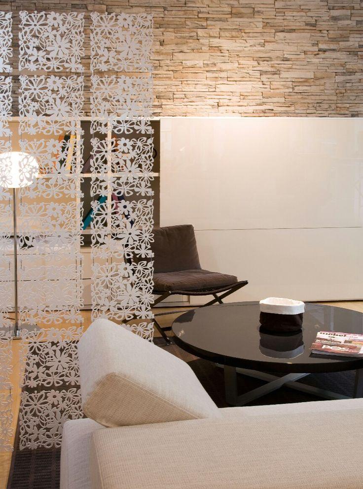 Oltre 25 fantastiche idee su Divisori per ambienti su Pinterest  Parete divisoria, Pareti ...