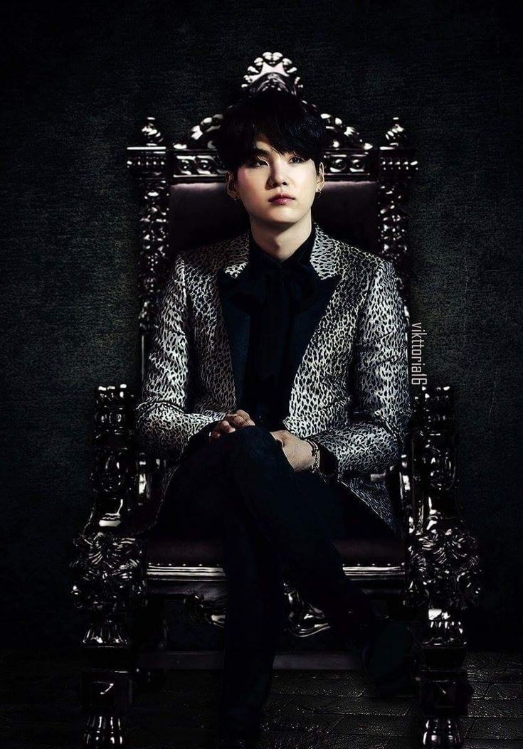 Honestly Suga is such a king <3