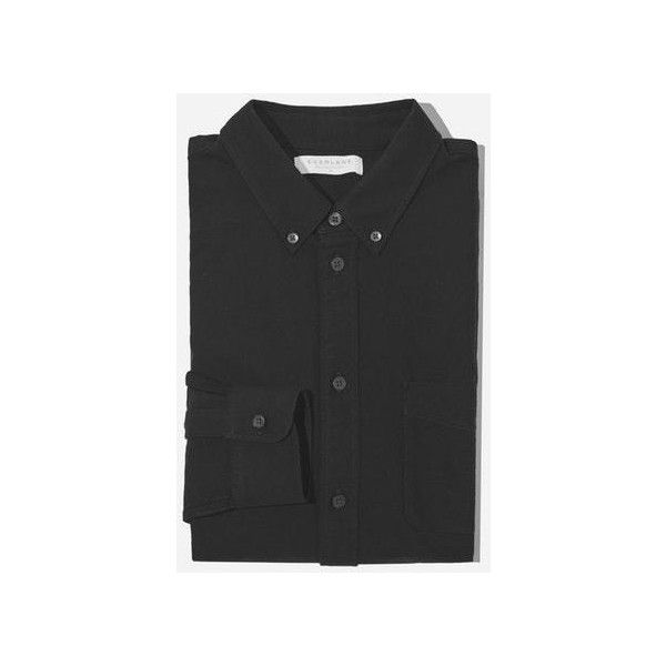 Everlane Men's Japanese Slim Fit Oxford Shirt ($58) ❤ liked on Polyvore featuring men's fashion, men's clothing, men's shirts, men's dress shirts, black, mens slim fit dress shirts, mens oxford shirts, mens oxford dress shirts, mens slim fit shirts and mens slim shirts