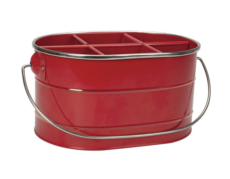 condiments caddy red - Condiment Caddy