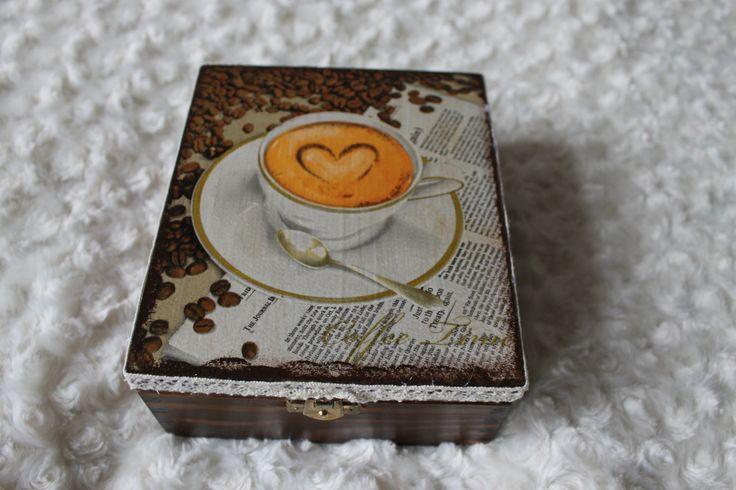 #handmade #decoupage #handmadebykarolajn