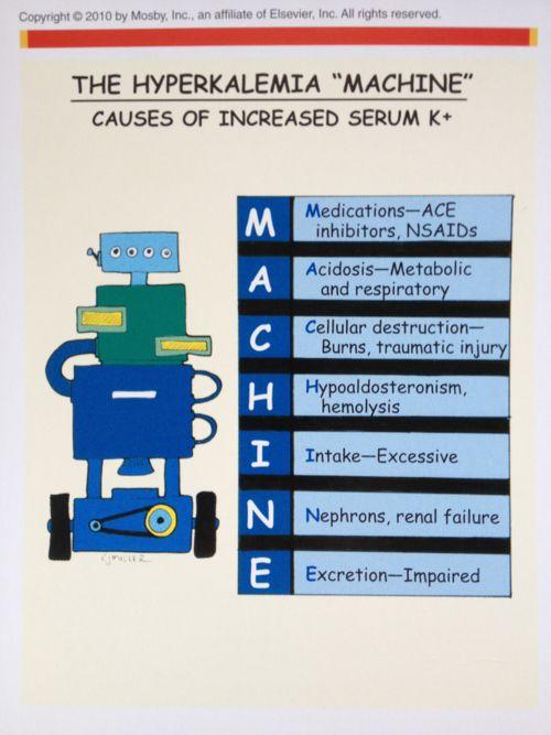 cause of machine