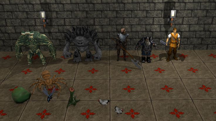 OpenDungeons 0.5.0 OpenDungeons is an open source, real time strategy game sharing game elements with the Dungeon Keeper series and Evil Genius. #videogames #pcgames #retrogaming