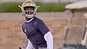 ND A to Z: Nick Watkins - Notre Dame - Scout