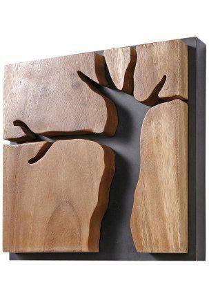 """Украшение на стену """"Дерево""""."""