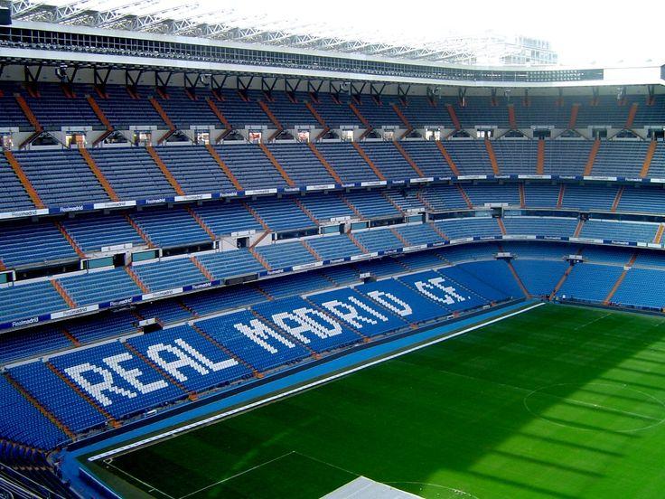 Del otro lado del Bernabéu.