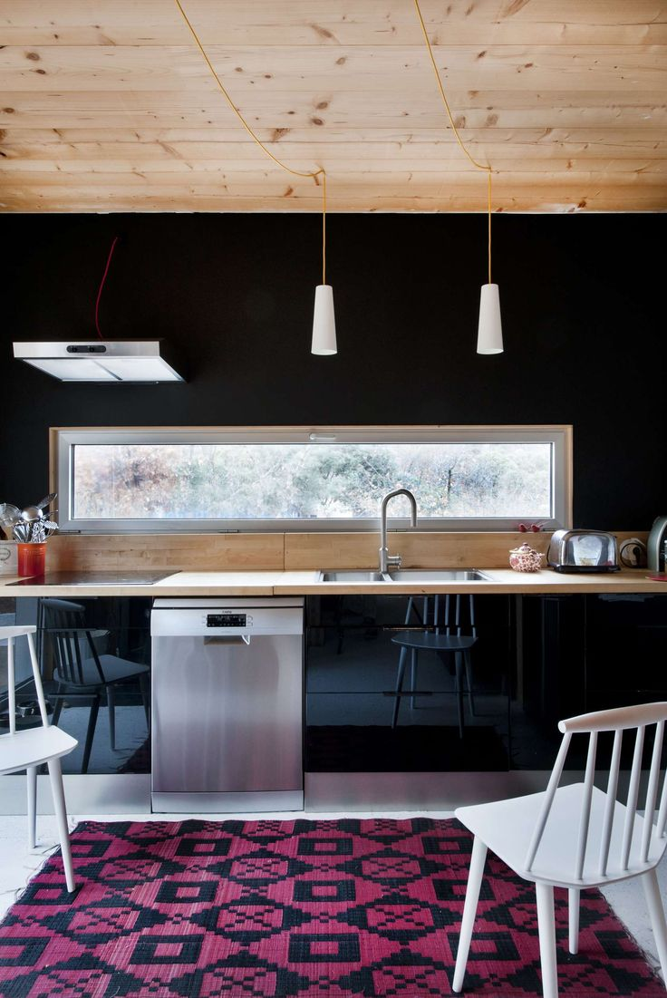 Mejores 122 Im Genes De Wood House En Pinterest Casas De Madera  # Muebles Pique Lleida