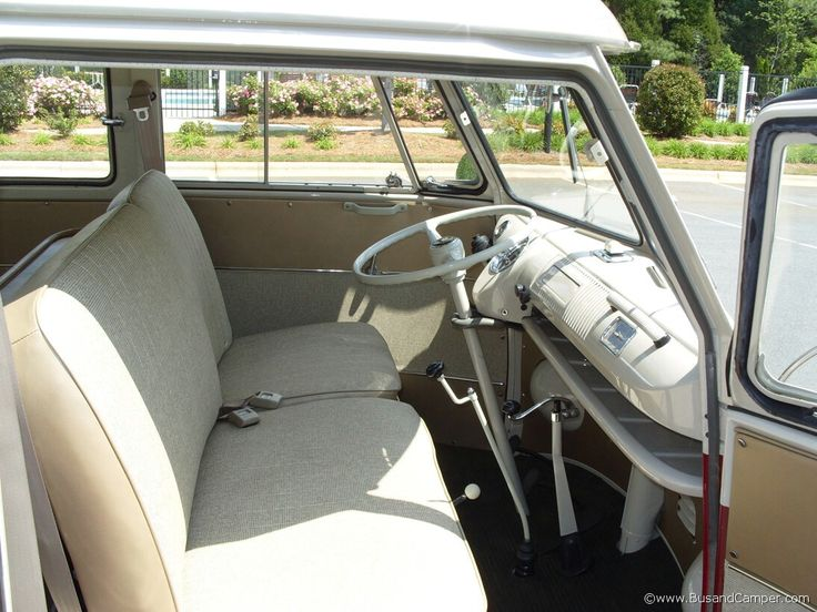 Vw Bus Camper Interior Vw Camper 1967 Deluxe Bus